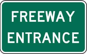 Sign.Freeway